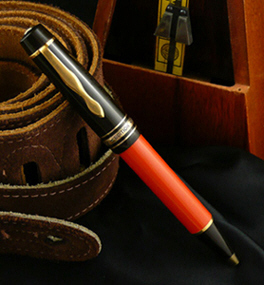 Montblanc Hemingway Ballpoint Limited Edition Writers Series Ballpoint Pen