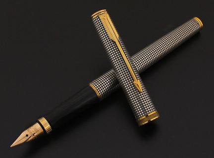 Parker Fountain Pens Rollerballs Ballpoints Amp Pencils