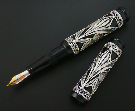 Visconti Taj Mahal Fountain Pen
